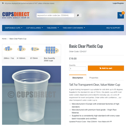 CupsDirect